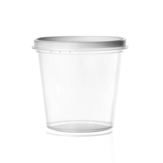 380ML clear tub Medium